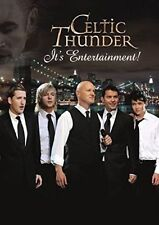 It's Entertainment by Celtic Thunder (Ireland) (DVD, Oct-2015, Legacy)
