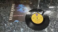 Madonna - Open Your Heart - 7'' Single