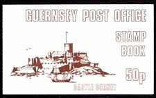 Guernsey - 1980 Definitives coins - Mi. booklet MH 13 MNH