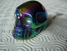 crystal skull rainbow aura no 2