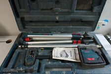 Bosch Gll 150 E Professional Self Leveling Laser Kit Used Working Laser