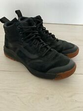 Vans ULTRARANGE HI DL MTE SHOES Style: VN0A4BU5DW8, UK7.5, black, winter boots