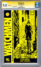 WATCHMEN #1 CGC-SS 9.8 SIGNED BY DAVE GIBBONS NYC COMIC CON MOVIE EXCLUSIVE 2009
