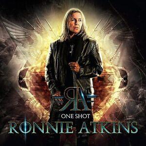 Ronnie Atkins - One Shot  - CD NEU