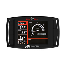 Bully Dog 40417 Platinum GT Gas Performance Tuner Programmer Monitor Triple Dog
