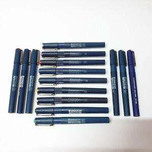 NEW Staedtler Marsmatic 700  / Mars Technical Pen - No Box - Different Sizes