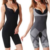 Women's Shapewear Stomach and Thighs Slimmer Bodysuit Slimming Body Shaper USPS