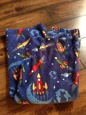 Boys Space Pajama Pants Size Small