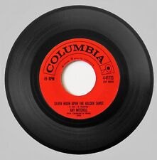 1960 Guy Mitchell 'Silver Moon Upon The Golden Sands/My Shoes Keep Walking Back'