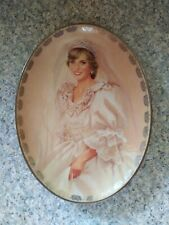Bradford Exchange Porcelain Plate Princess Diana