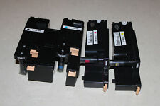 4 Compatible toner set for  Dell1250 1350  1250C 1350 1355 1350cn 1350cnw