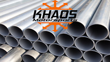 """3.5"""" 3 1/2"""" Exhaust Pipe Aluminized Tubing By The Foot 16ga Muffler Delete"""