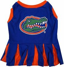 Florida Gators Dog Cheerleader Dress - SMALL - Collegiate NCAA Official - NWT
