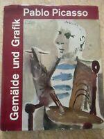 Pablo Picasso Gemälde und Grafik Jürgen Gustav Berghaus Verlag