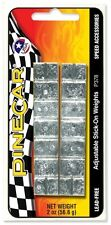 PineCar Pinewood Derby Adjustable Stick-On Weights (2) P378 PIN378
