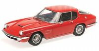 Maserati Mistral Coupe (red) 1963