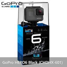 GoPro HERO6 Black 4K Action Video Camera TouchScreen 12 MP CHDHX-601