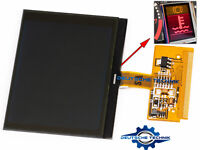 FIS/MFA LCD DISPLAY FOR INSTRUMENT CLUSTER FOR AUDI A2 A3 A4 A6 VDO SPEEDOMETER