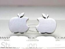 Orecchini Pendenti da Donna In Acciaio Inossidabile a forma di Mela/Apple!