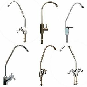 Water Filter Tap Faucet for Undersink Water Filter System Ready for DIY Install