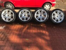 Aluminium Ronal One Piece Rim Wheels with Tyres