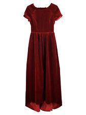 Bonpoint Velvet Long Dress