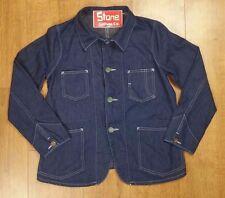 Levi's Vintage Clothing LVC Cone Rigid Denim 1915 Sack Coat Jacket XS £395 New