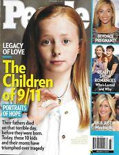 People Magazine The Children of 9/11 Reality Show Romances Jane Lynch 2011