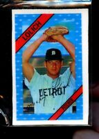 1972 KELLOGGS #38 MICHAEL LOLICH TIGERS NM D020870