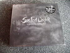 Six Feet Under-Commanment CD Box + Flag-Germany