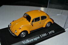 Miniature Volkswagen cox 1300 1970 1//43 ixo v333