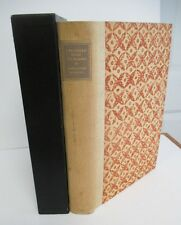 Alessandro Manzoni I PROMESSI SPOSI ( THE BETROTHED) Limited Editions Club