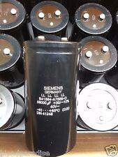 16pcs NOS SIEMENS B41564 68000uF 40V LOWESR LONGLIFE HIEND CAPS FOR AUDIO!F5 AMP
