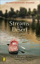 Streams in the Desert for Graduates: 366 Daily Devotional Readings-ExLibrary
