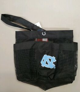 Forever Collectibles UNC North Carolina Tarheels Unisex Mesh Caddy Shower Tote