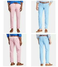 Polo Ralph Lauren Men's Pants 30 32 33 34 36 38 40 Straight Fit Stretch Chino