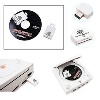SD/TF Card Reader Adapter with CD Set for Dreamcast Dreamshell V4.0 Game Machine