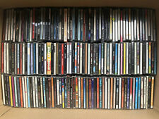 100 CDs MIX MUSIC JOBLOT BUNDLE CARBOOT