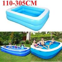 Swimming Pool Pools Above Ground Kids Kid Adult Multi-size  Inflatable  Game Toy