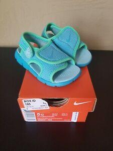 Nike Toddler Girl Sandals 5c New