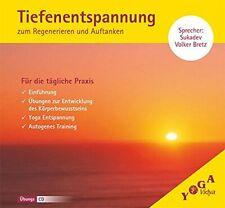 Tiefenentspannung: Einführung in die Tiefenentspann...   CD   Zustand neuwertig