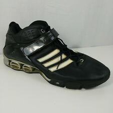 Adidas Forum A3 Black 809295 Mens Basketball Shoes Size 19 Sneaker - Lot #03