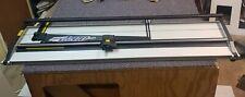Fletcher 2200 Professional 60� Mat Cutter
