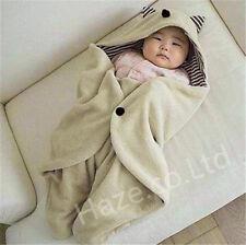 Baby Kids Toddler Newborn Blanket Swaddle Sleeping Bag Sleepsack  Wrap