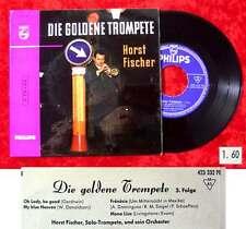 EP Horst Fischer: Die goldene Trompete 3. Folge (Philips 423 332 PE) D 1960