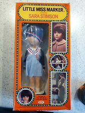 Vintage 1980 Ideal Toys, Little Miss Marker Doll, Sara Stimson Ideal doll Nib