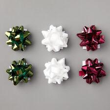 NEW Stampin' Up SEASON OF GLITZ MINI BOWS ~Gift Bows Embellishments  (45)