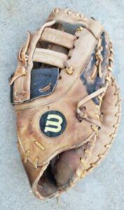 "Wilson A2800 Pro Back First Base Baseball Glove 12"" Right Hand Throw RHT Japan"