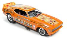 Auto World 1:18 Brutus 1971 Ford Mustang Funny Car AW1169