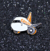 Pin CHUBBY pudgy EASYJET Airbus A320 1 inch / 27mm metal Pin